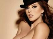 Alicia Machado para playboy